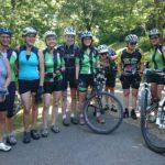 Bilder von der Frauenradtour