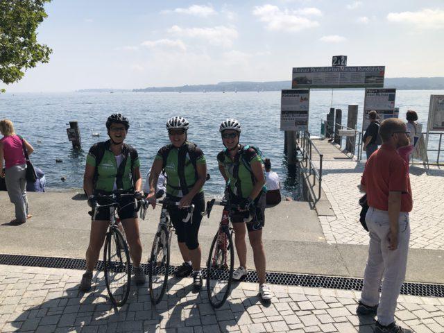 Mädels-Bodensee-Rennradtour 2019